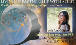 """Living in Partnership with Spirit"" Radio Show"