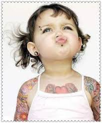 Tattooed Toddler